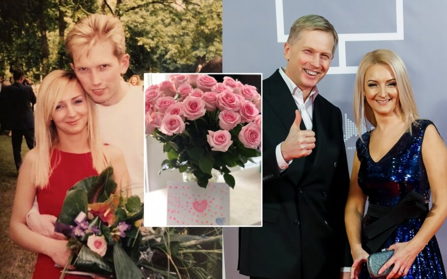 Viktorija Mauručaitė ir Artūras Butkevičius