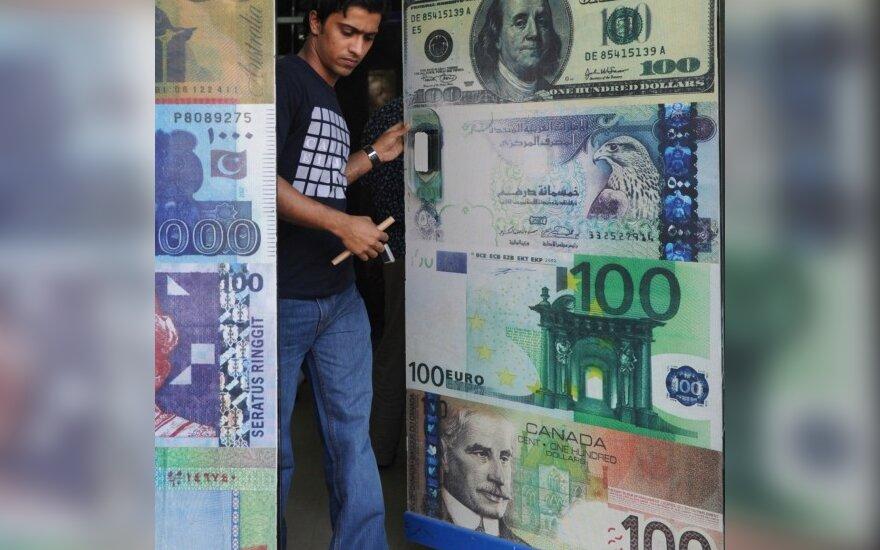 ES milijardai skirti smulkiam verslui remti liko bankuose