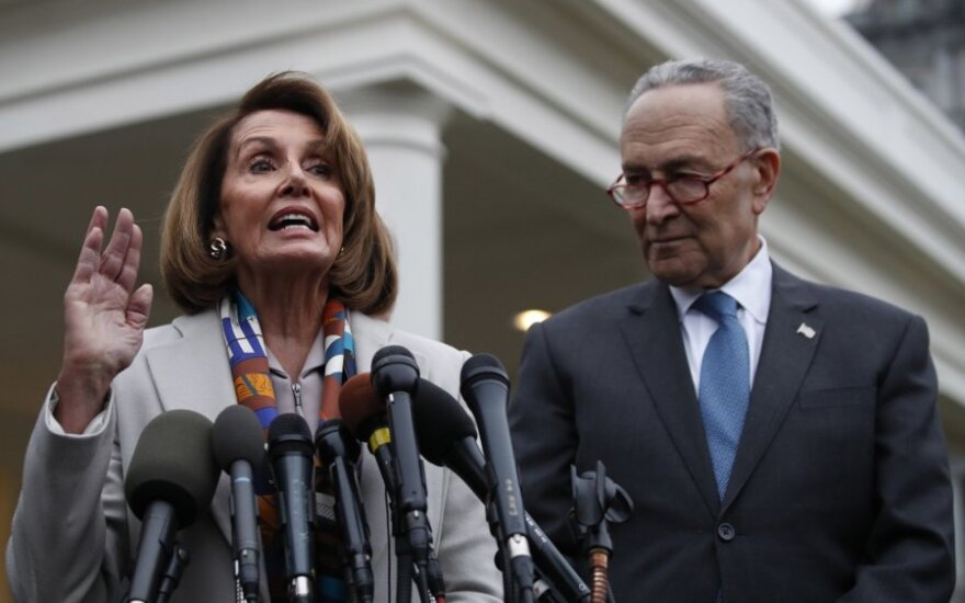 Nancy Pelosi, Chuckas Schumeris