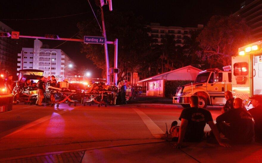 Floridoje vykdoma gelbėjimo operacija