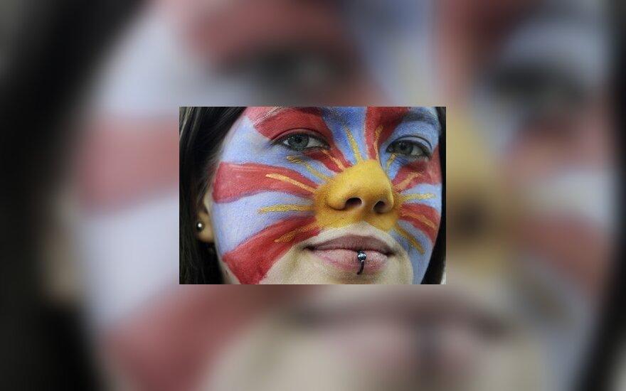 Kovotoja už Tibeto laisvę