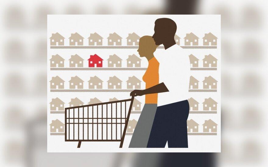 NT agentūros: krizė privertė atsakingiau įvertinti objektų kainas