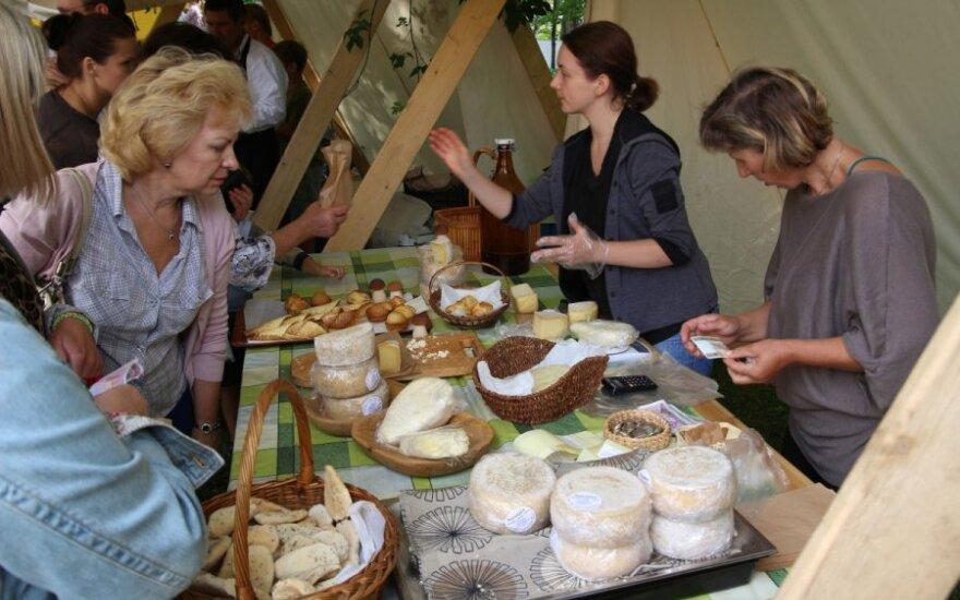 Druskininkuose kvepia sūriais