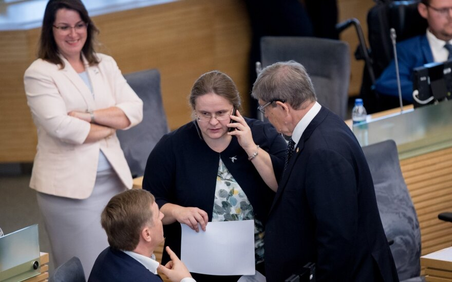 Vieną etapą praėjo: Seimas svarstys klausimą dėl naujos tyrimo komisijos kūrimo