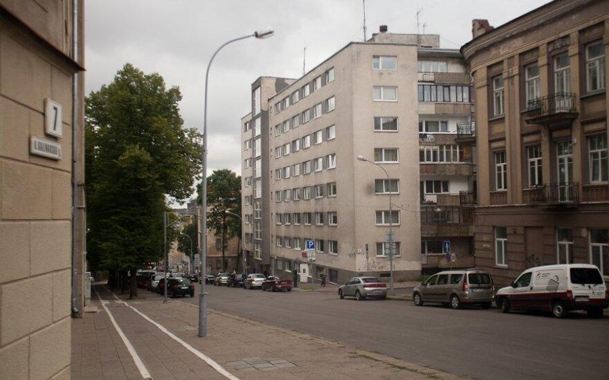 Lietuvos komunistų partijos Centro komiteto Reikalų valdybos gyvenamasis namas