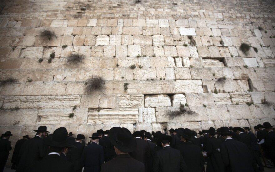 Jeruzalę lankę Vilniaus krašto gyventojai stebino ir gidę, ir vienuoles