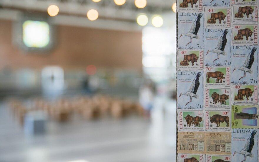 Pašto paslaugomis naudojasi trys ketvirtadaliai šalies gyventojų