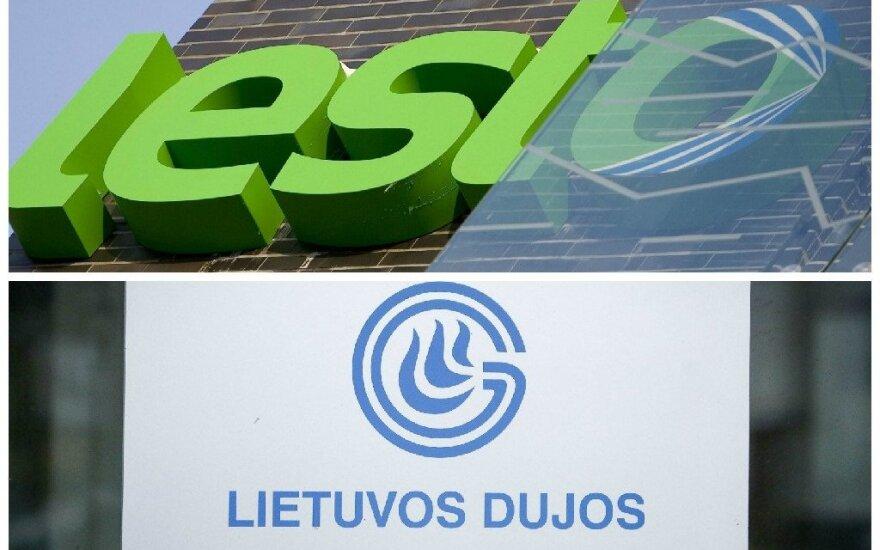LESTO, Lietuvos dujos