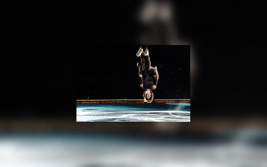 Akrobatė Debbie Park