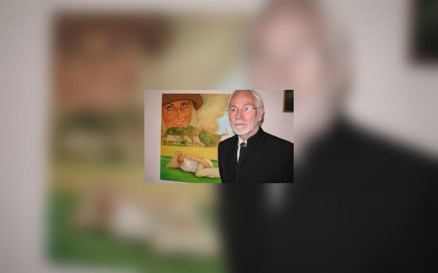 Mažeikių r. apvogtas skyrybų drama išgarsėjęs olandų dailininkas