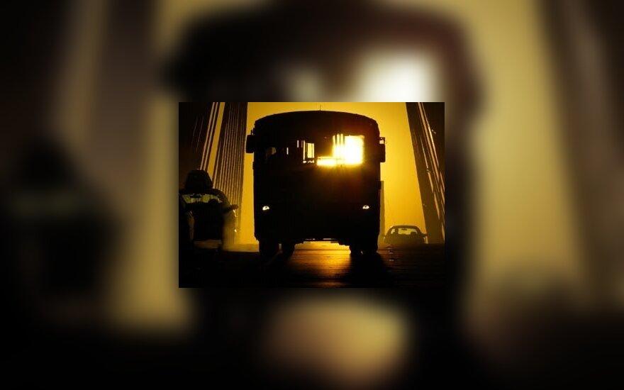 Pareigūnams įkliuvo neblaivus autobuso Vilnius-Alytus vairuotojas
