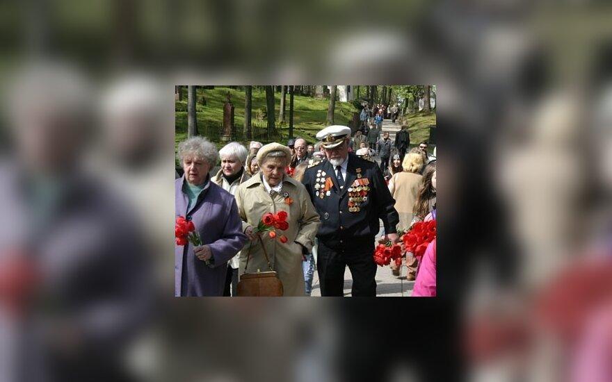 Rusų sąjunga apskundė sprendimą neleisti gegužės 9-osios eitynių