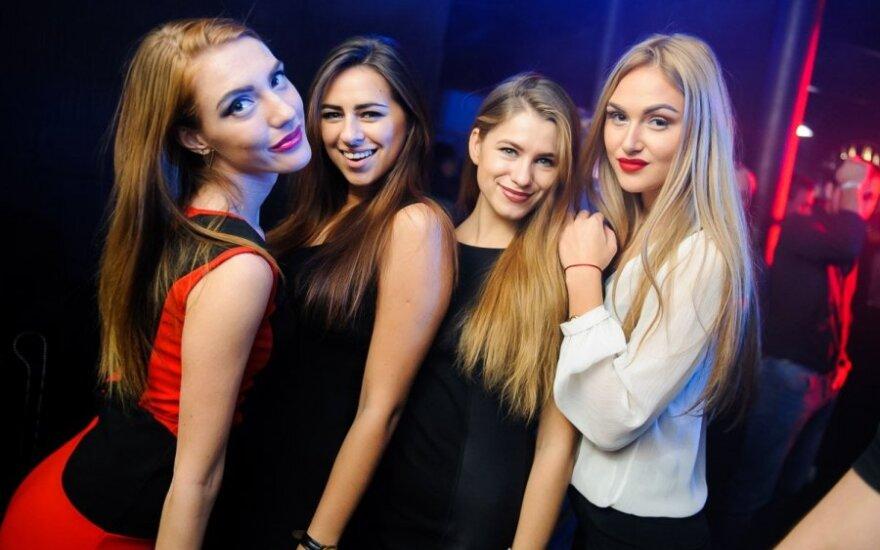 "Vakarėlis klube ""Taboo"" (I.Jonelytės nuotr.)"