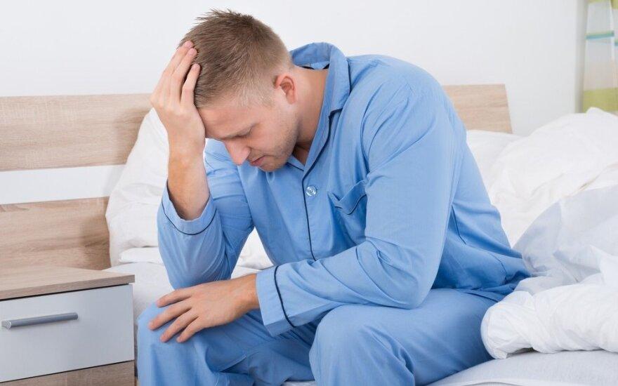 9 pavojingų ligų simptomai, kurių nevalia ignoruoti nė vienam vyrui