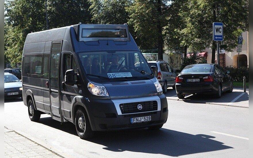 Kaip Vilniaus valdžia viešąjį transportą reformuoja: du nauji maršrutai – 1,76 mln. Lt nuostolių