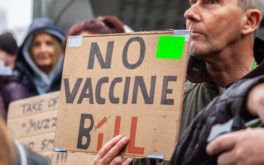 2020 m. Spalio 24 d. protestas Londone prieš koronaviruso suvaržymus