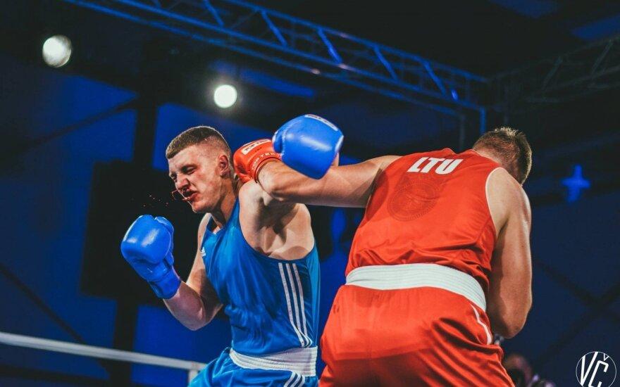 Lietuvos bokso čempionato pusfinaliai