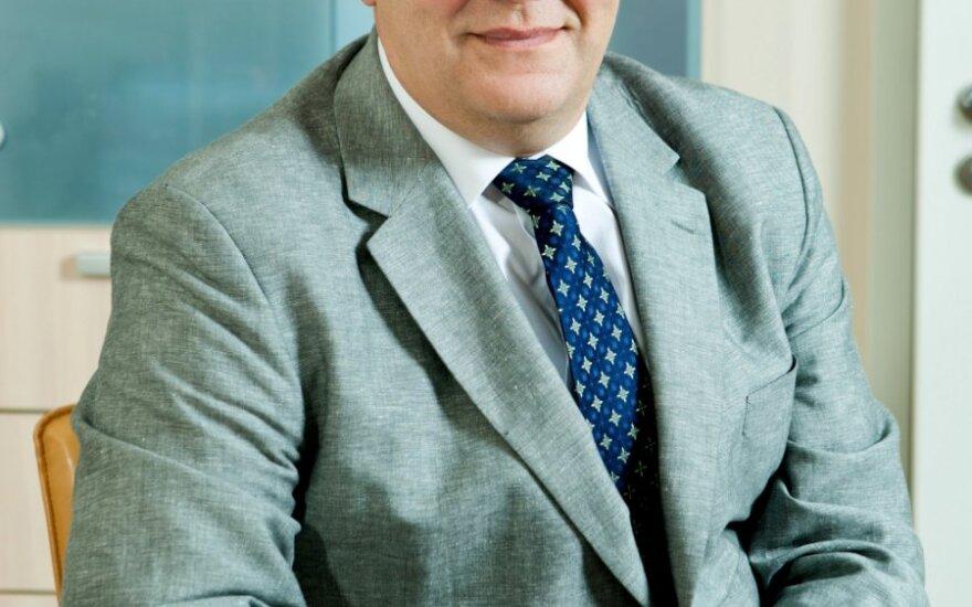 Dr. Algirdas Usonis, Vaisingumo klinikos vadovas