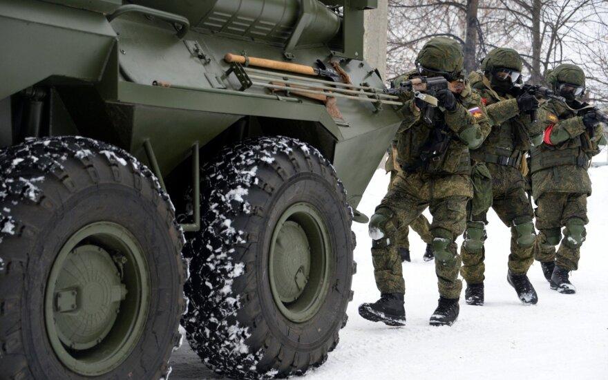Dėl Rusijos grėsmės ES ruošiasi pokyčiams: nebegalime sakyti, kad konfliktas neįmanomas