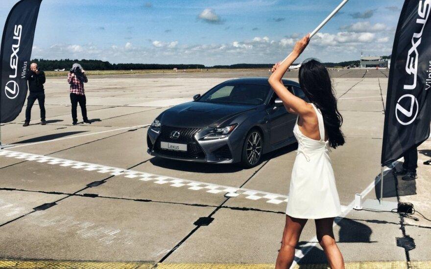 Lexus lenktynės