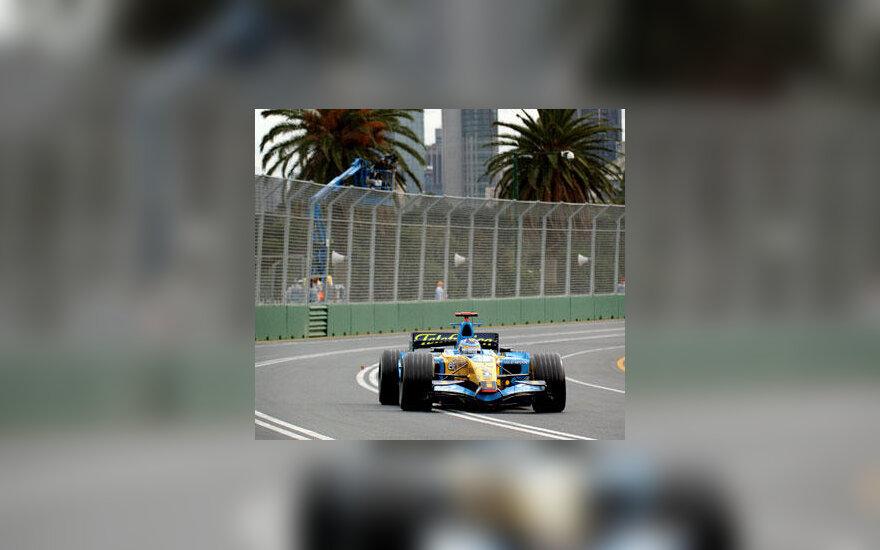 "Fernando Alonso (""Renault"")"