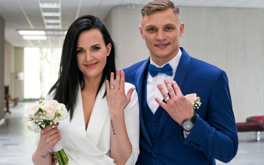 Kovotojas Sergejus Maslobojevas su žmona susilaukė antrojo vaikelio: suteikė neįprastą vardą