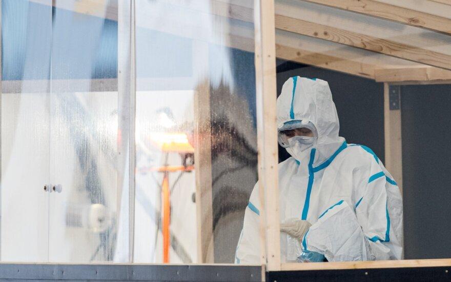 Estijoje – tragiška sergamumo koronavirusu padėtis, Lietuva dar laikosi