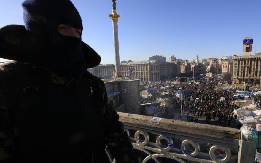 Ukrainoje nušautas teisėjas