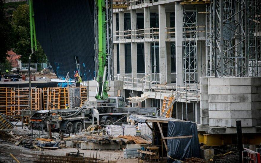 Druskininkų statybvietėje žuvo darbininkas