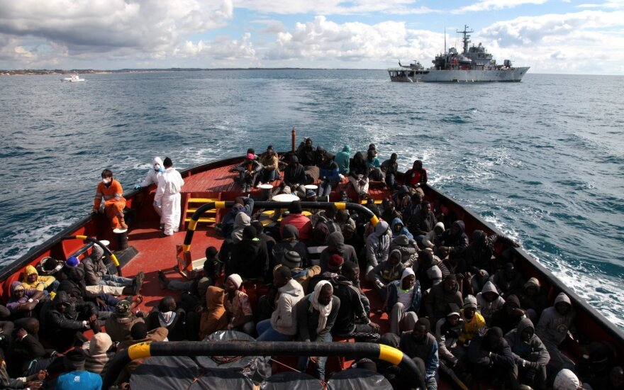 Lithuania to accept 325 refugees over 2 years