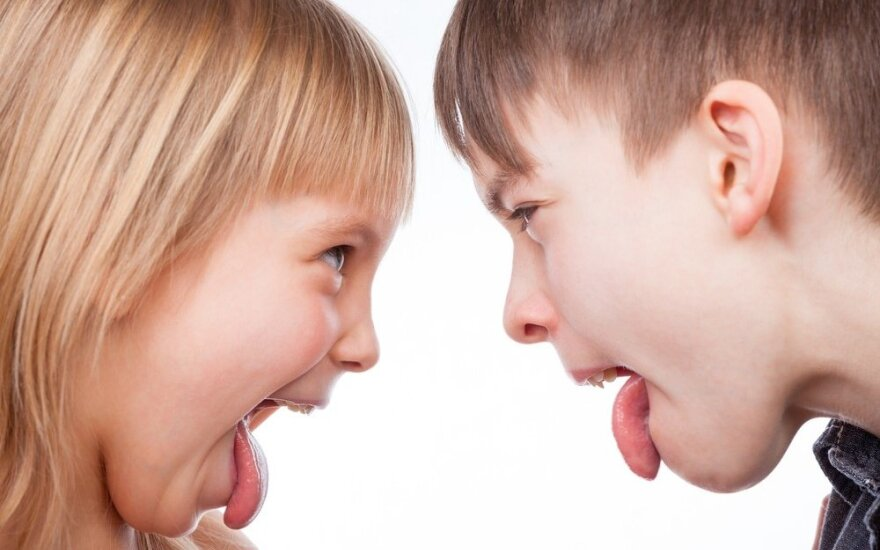 Darželinukų patyčios – rimtų problemų užuomazga ar nekalti juokai?