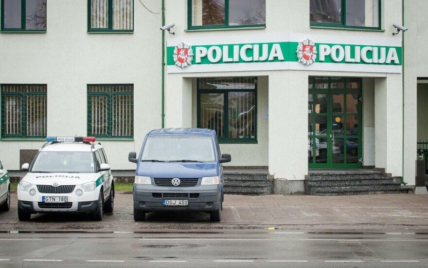 Alytuje, šalia prekybos centro, rastas negyvas vyras