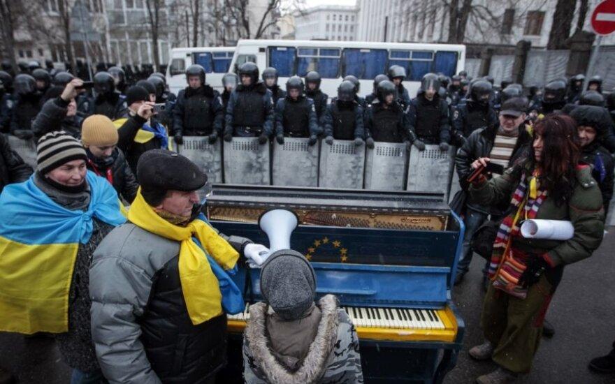 S.Fule: Vilniaus viršūnių susitikimas tęsiasi Kijevo gatvėse