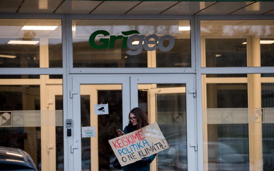 """Profsąjunga susirūpino dėl """"Grigeo"""" darbuotojų"""