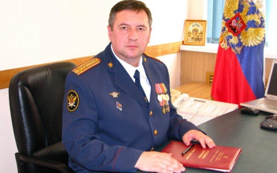 Sergejus Morozas, Spektr nuotr.