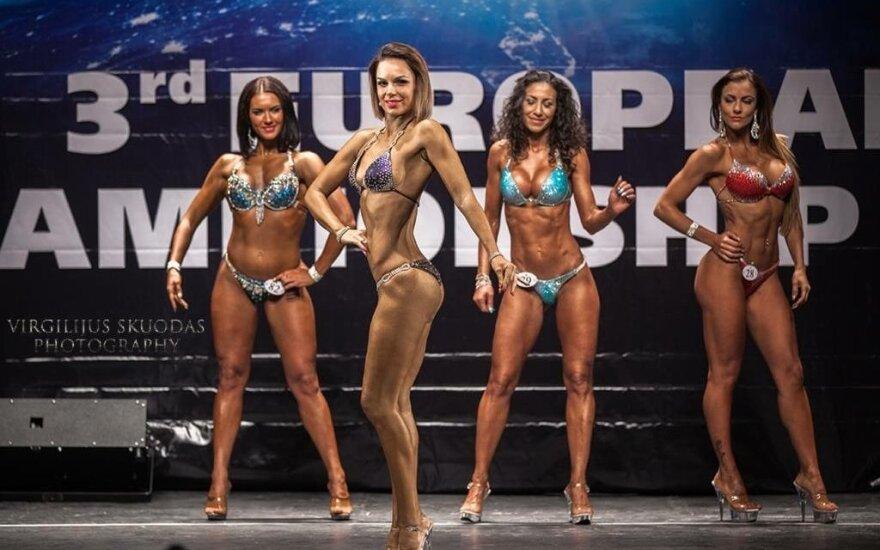 Europos kultūrizmo ir fitneso čempionatas / Foto: Virgilijus Skuodas ir Donatas Krikščiūnas