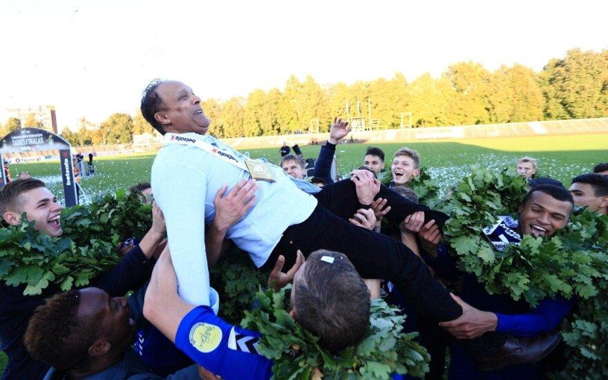 "LFF taurės finalas: ""Stumbras"" – ""Žalgiris"""