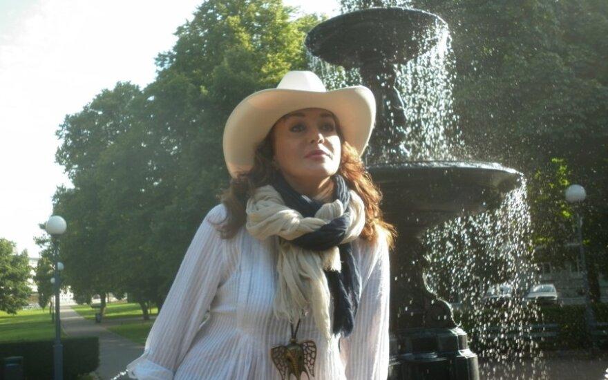Džordana Butkutė gastrolėse užsienyje I