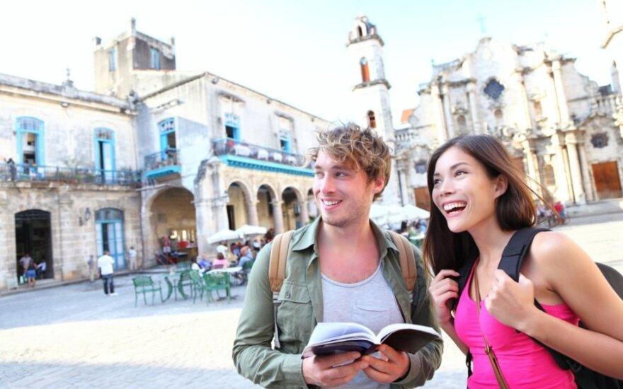 Mėgsti keliauti? Rekomenduok, dalinkis įspūdžiais ir patirtimi