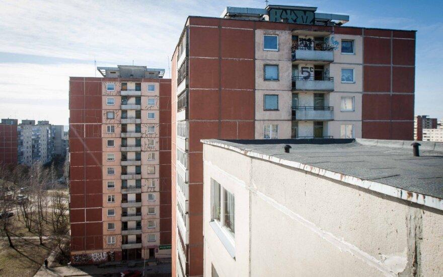 Dėl sparčiai brangstančio NT siūloma keisti finansinės paskatos būstui įsigyti tvarką