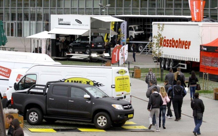Automobilių paroda ALT 2011