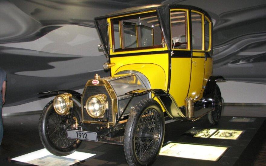 Volkswagen muziejus Volfsburge