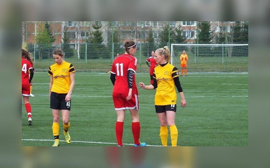 Lietuvos moterų futbolo čempionatas