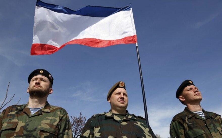 Rusijos žvalgybos akiratyje – Ukrainos saugumiečių dokumentai
