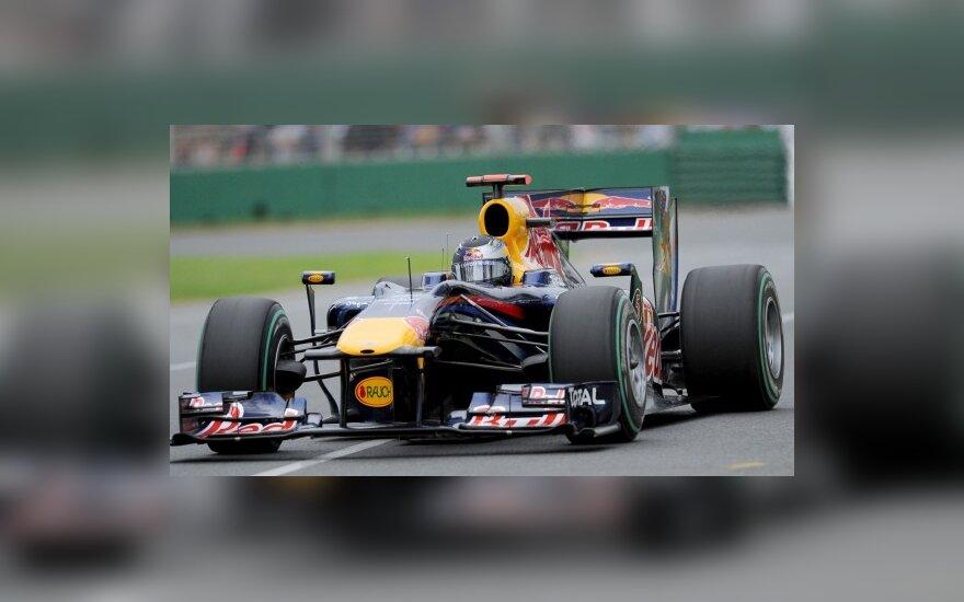 """Sebastienas Vettelis (""""Red Bull"""")"""