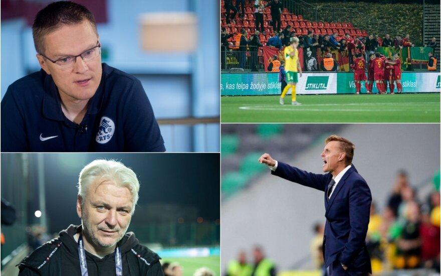 Valdas Dambrauskas, Edgaras Jankauskas, Nerijus Kesminas