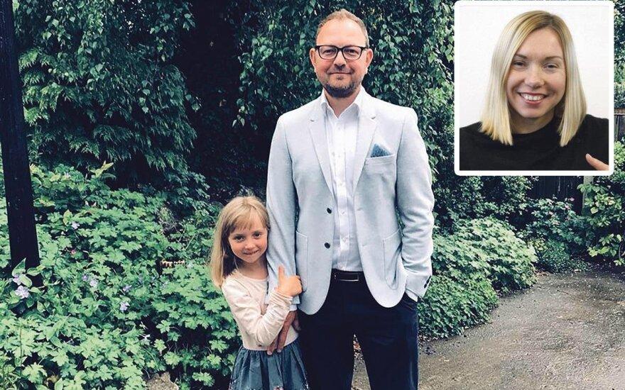 Lietuvė Anglijoje pagrobė dukrą ir dingo: pranešama apie paiešką