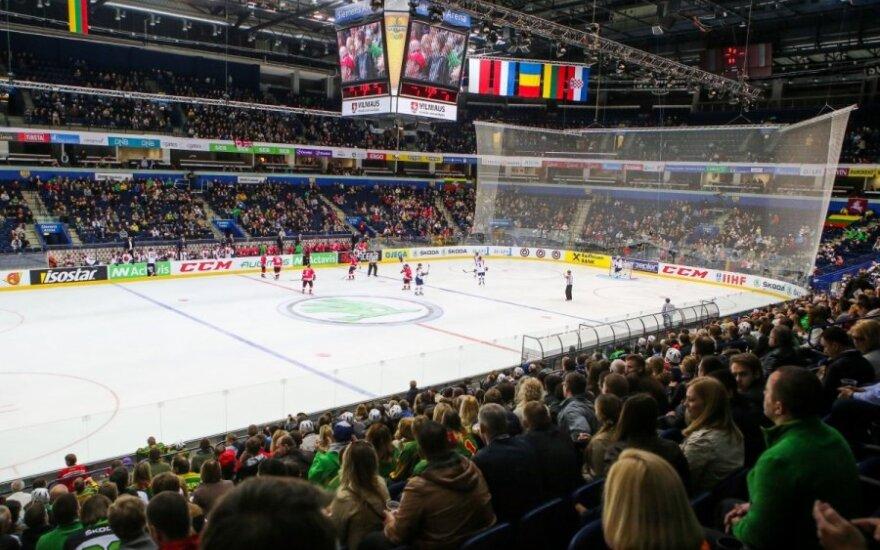 Pasaulio ledo ritulio čempionatas Vilniuje