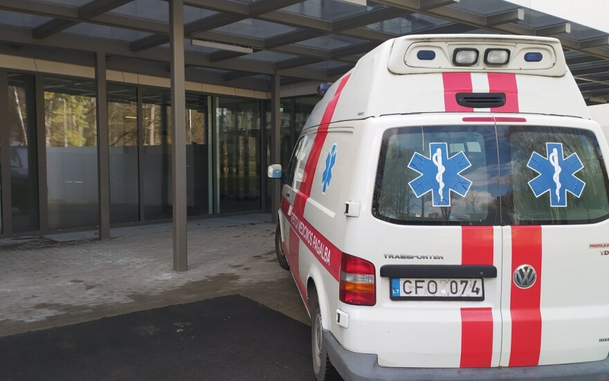 Santaros klinikos, Infekcinių ligų skyrius