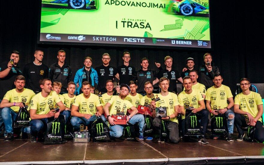 Paaiškėjo virtualių lenktynių čempionato finalininkai
